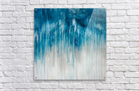 Cave in Winter  Acrylic Print