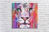 Leo  Impression acrylique