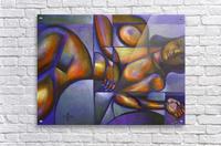 Roundism – 12-05-18  Acrylic Print