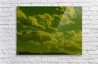 H (8)  Impression acrylique