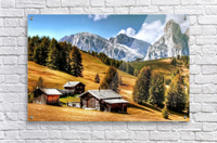 Italy DL_2179605  Acrylic Print