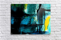 Abstract emotion   Acrylic Print
