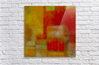 ARRIVALS  Acrylic Print