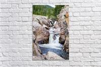 Colorado Waterfall  -  Poudre River   Acrylic Print