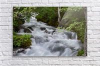 Beautiful Waterfall Photograph  Acrylic Print
