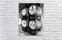 Whisky Barrels  Acrylic Print
