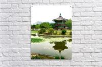 Korean Temple  Acrylic Print