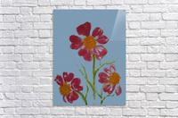 Red Flower 2  Acrylic Print