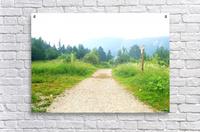 dream road  Acrylic Print