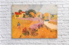 Farmhouse in Provence by Van Gogh  Acrylic Print