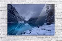 Lake Louise blues  Acrylic Print
