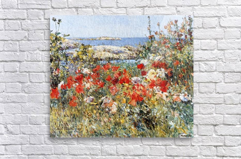 Flower Garden, Isles of Shoals  Acrylic Print