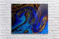 Bubbles Reimagined 92  Acrylic Print