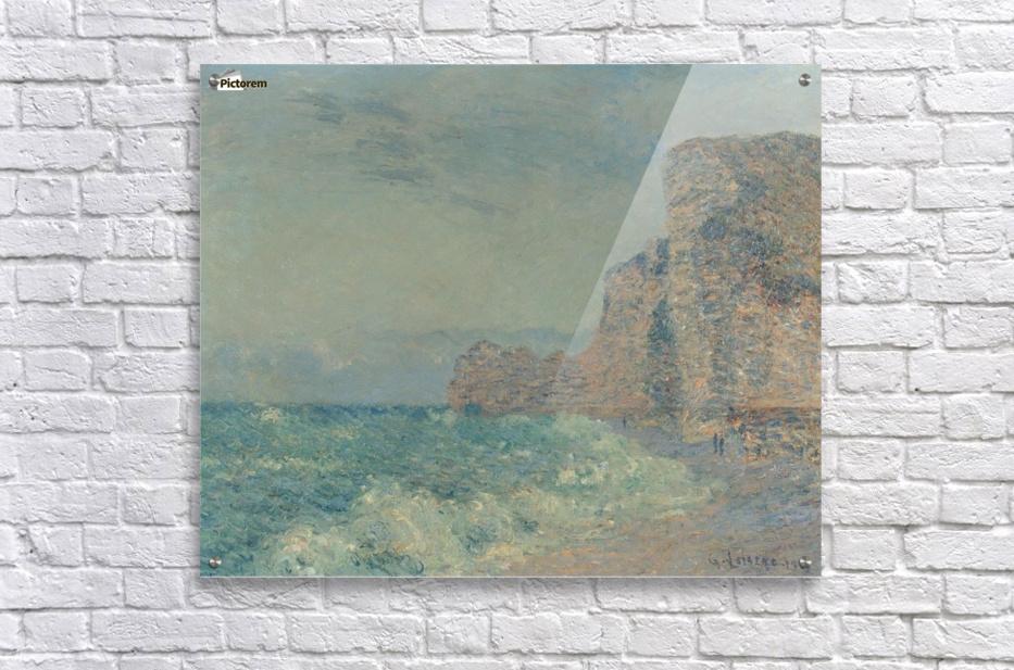 Porte d'Amont, Etretat  Acrylic Print