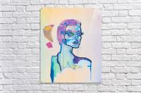 Flux  Acrylic Print