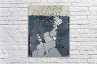 Open fields - Contemporary Art  Impression acrylique