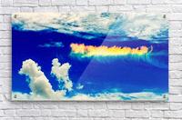 Follow the rainbow   Acrylic Print