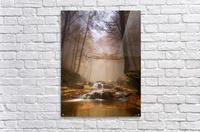 Mistyc mist  Acrylic Print