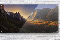 Yosemite Firefall  Acrylic Print