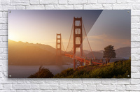 South Golden Gate.  Acrylic Print