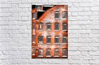 Squares  Acrylic Print