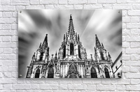 Barcelona Cathedral  Acrylic Print