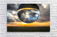 Lens Ball3  Acrylic Print
