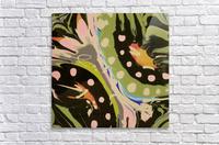 Tropical Branch Bamboo  Acrylic Print