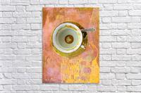 Coffee with Klimt  Acrylic Print
