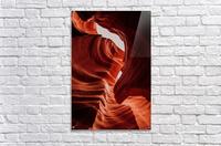 Antelope Canyon  Impression acrylique