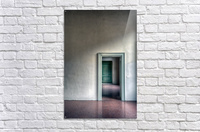 The beauty of emptiness  Acrylic Print