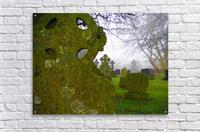 Irish Cemetery  Acrylic Print