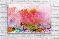 soft wind 6  Acrylic Print
