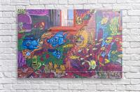 Torontos Graffiti Alley  17  Acrylic Print