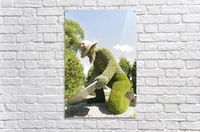 Yukons entry: The Prospector 1  Acrylic Print