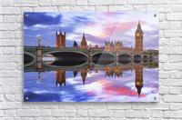 LON 005 Big Ben   Acrylic Print