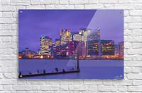 LON 007 Canary Wharf   Acrylic Print