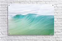 CANARY WAVES 2.  Acrylic Print