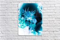 Bleu Bird Ingnite   Impression acrylique