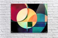 Composition Planétaire  Acrylic Print