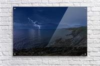 Stormynight  Acrylic Print