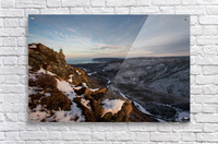 Franey Winter  Acrylic Print