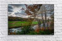 Serene Valley  Acrylic Print