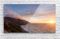 Sunshine Coast  Acrylic Print