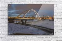 Walterdale_Bridge_NIK9890  Acrylic Print