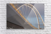 Walterdale_Bridge_NIK9887  Acrylic Print