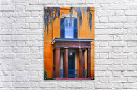 Savannah Porch  Acrylic Print
