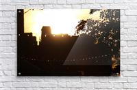 Montreal Sunset  Acrylic Print