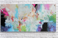 Abstract 39  Acrylic Print
