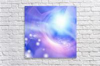 Galaxies  Acrylic Print